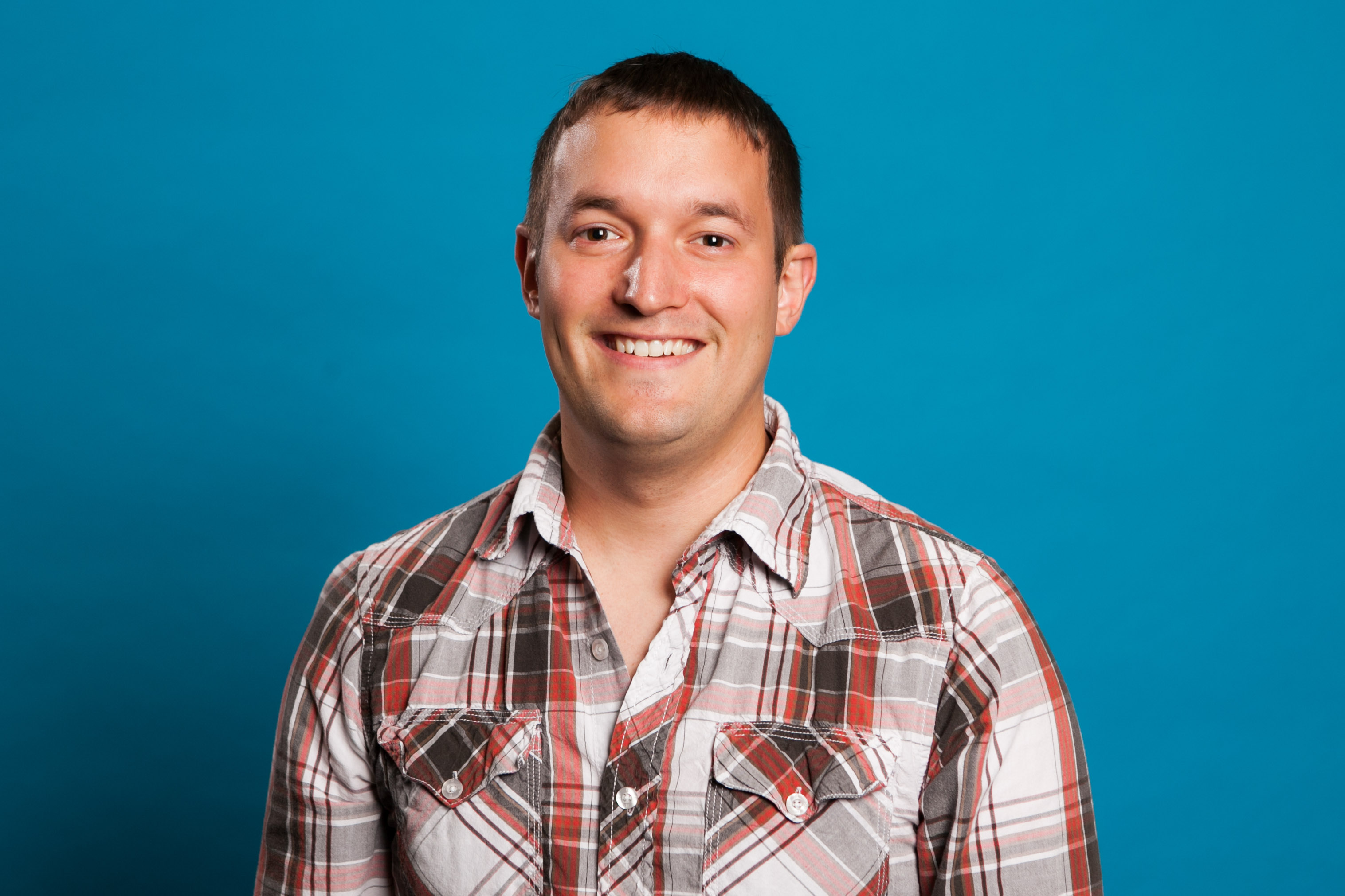 Headshot Tyler Cotterell
